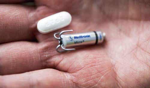 Micra er verdens minste ikke-kirurgisk implanterte pacemaker