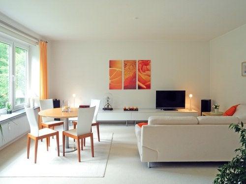Fyll ditt hjem med positiv energi