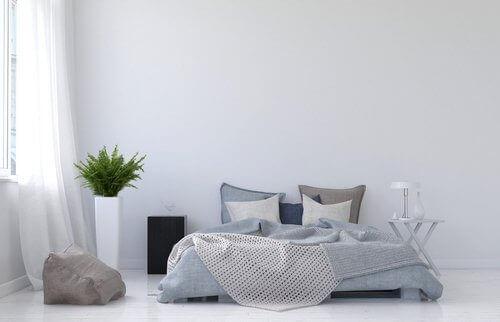5 ideer for et sunnere og mer innbydende soverom