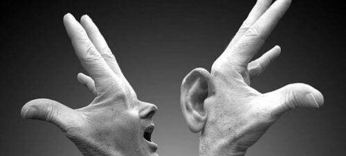 Viktigheten av å vite hvordan å være en god lytter