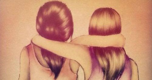 6 kjennetegn på en sann venn