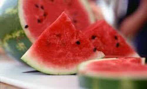 6 flotte bruksområder for vannmelonskall