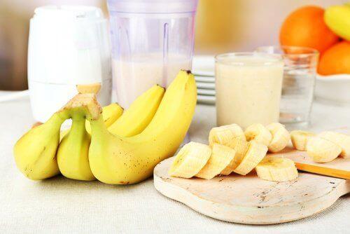 6 gode grunner til å spise bananer hver dag