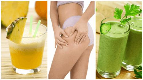 Bekjemp væskeansamlinger med disse 5 deilige vanndrivende smoothiene