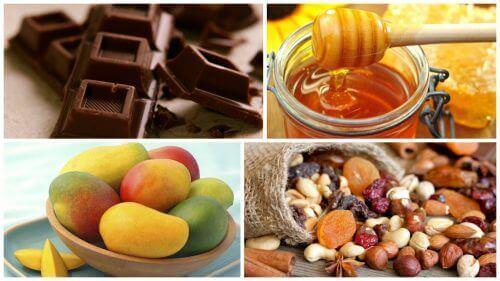 7 energigivende matvarer du ikke bør gå glipp av