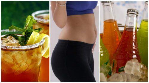Prøver du å gå ned i vekt? Da bør du unngå disse 6 drikkene