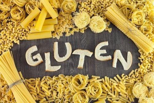 5 tegn på at du bør slutte å spise gluten