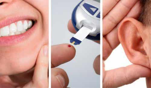 5 uventede konsekvenser av diabetes