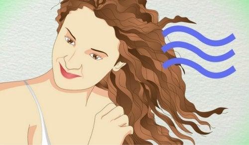 5  trygge  måter  å  krølle  håret  ditt  på