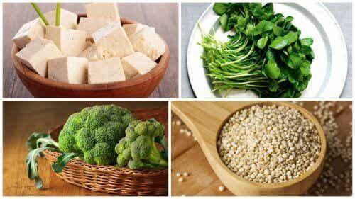 8 plantebaserte proteinrike matvarer du bør legge til i kostholdet ditt