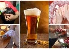 alternative bruksområder for øl