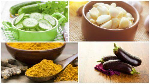 Fjern giftstoffer og styrk immunforsvaret ditt med disse 8 matvarene