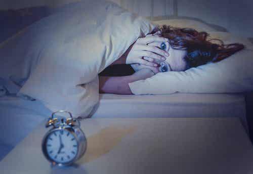 Lite søvn: hjelpsomme tips mot dette