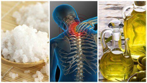 Salt og olje mot leddsmerter - en fantastisk behandling