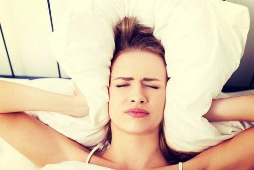 hodepine når jeg våkner