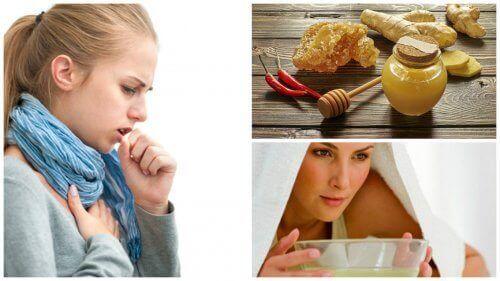 Lindre hoste med disse 5 naturlige slimløsende behandlingene