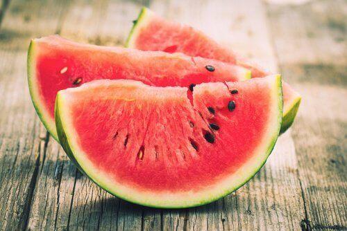 Frukt som reduserer oppblåsthet