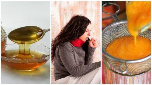 Bekjemp slim med honning og gulrotsirup