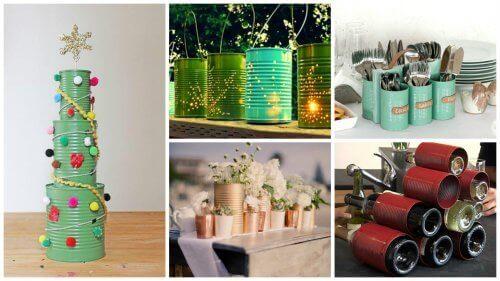 19 kreative måter å gjenbruke bokser på