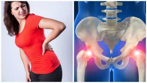 6 mulige årsaker til tilbakevendende hoftesmerter