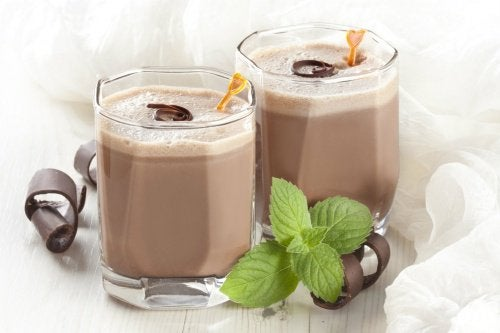 Sjokoladedrikker