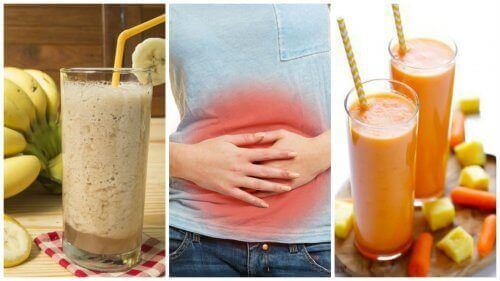 5 naturlige smoothies som bidrar til å regulere fordøyelsen din