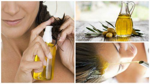 6 måter å få håret til å se bedre ut med olivenolje