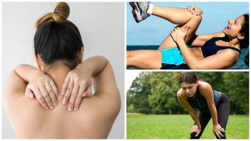 6 måter musklene dine forteller deg at noe er feil på
