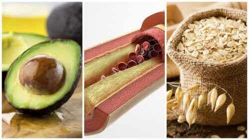 8 matvarer for å håndtere høye triglyserider