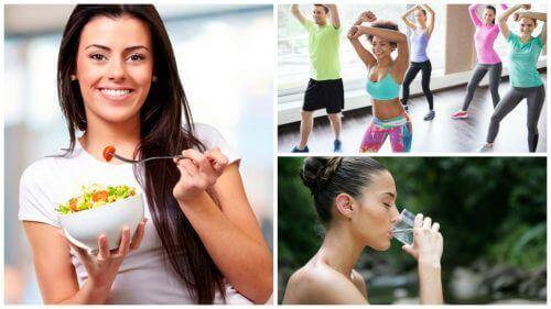 5 triks for å brenne kalorier uten å tenke på det