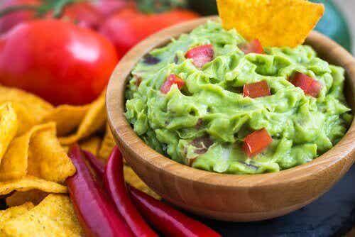 Guacamole-oppskrifter som du kommer til å elske