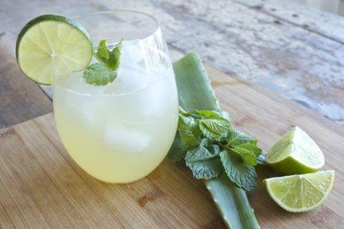Forbedre øyehelsen med denne naturlige aloe vera-drikken