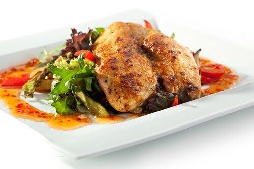 Kylling kan gi tarminfeksjoner
