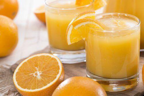 8 symptomer på mangel på C-vitamin