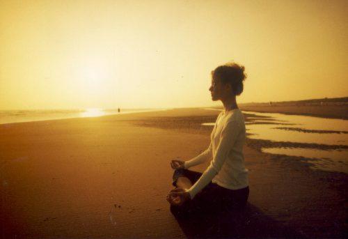 Start dagen med meditasjon
