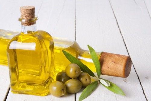 Olivenolje som balsam
