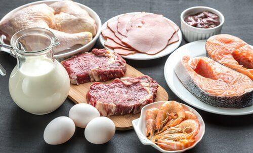 Øk mengden protein i kostholdet ditt