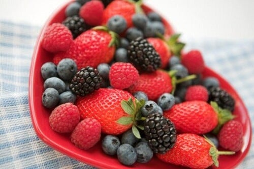 Friske bær har kort holdbarhet