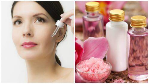 4 serum som strammer opp og forynger huden din