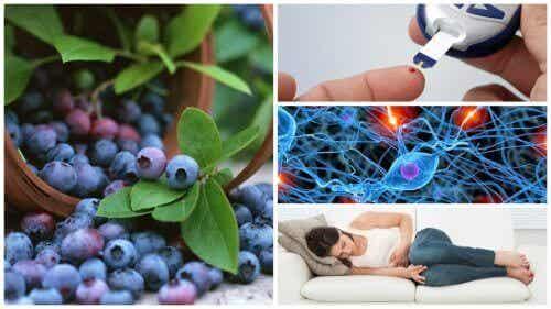 8 fantastiske fordeler med blåbær