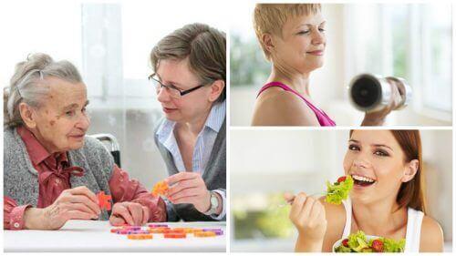6 gode vaner som reduserer risikoen for demens