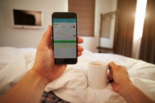 Slik kan bruken av mobiltelefoner påvirke helsen din
