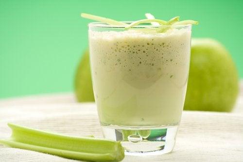 7 smoothies med grønne epler for å starte dagen på riktig måte