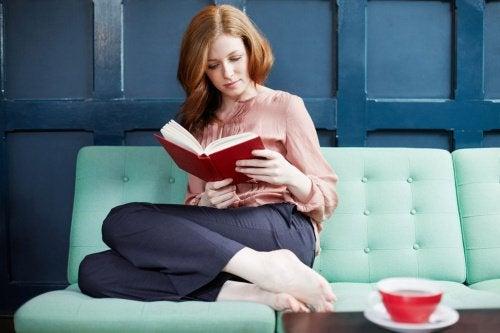 Les bøker