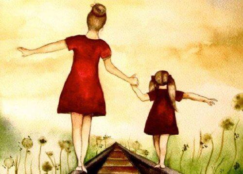 Å oppdra barn betyr ikke å skape dem, men å la dem skape seg selv