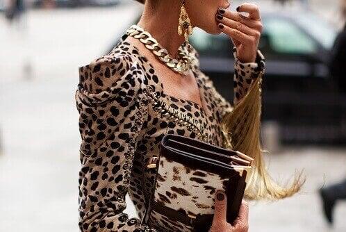 leopardmøster