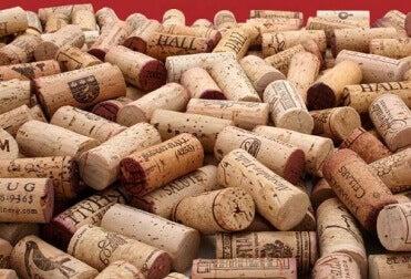 Samle på vinkorker