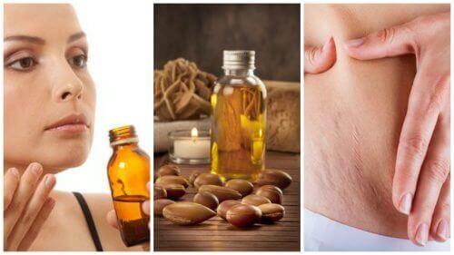 7 måter å få huden til å se bedre ut med arganolje