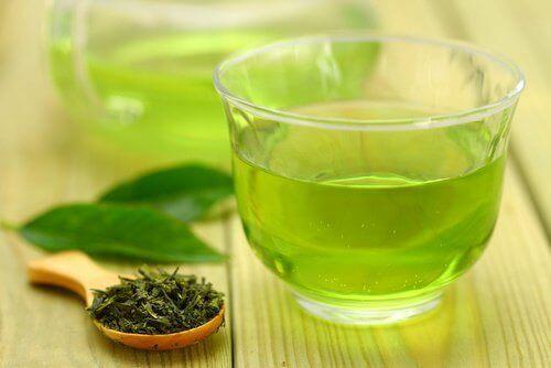 4 alternative måter å drikke grønn te på