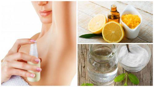 Lag din egen hjemmelagde deodorant